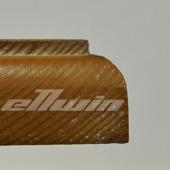 Фаска на деревянном подоконнике